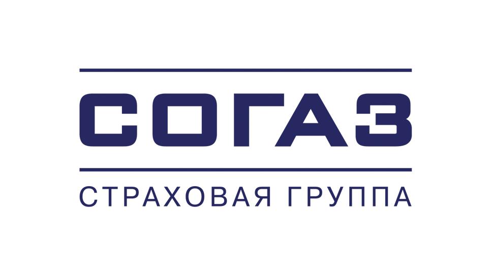 Цветной логотип АО «СОГАЗ»