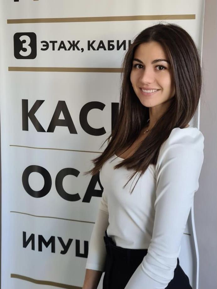 Фото сотрудника Анастасия Бельских