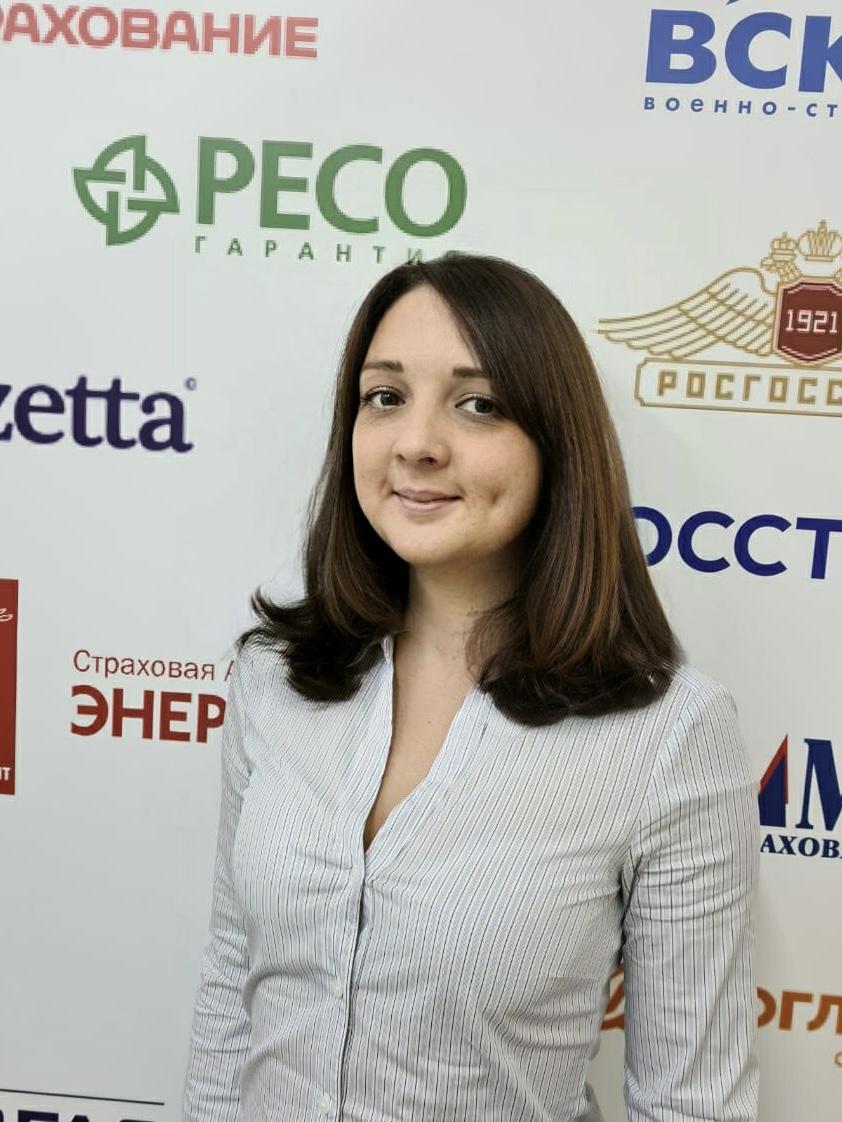 Фото сотрудника Татьяна Васильева